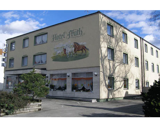 Kundenbild groß 1 Fruth Hotel Pension