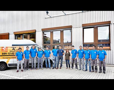 Kundenbild klein 1 K.I. Teppich-Service