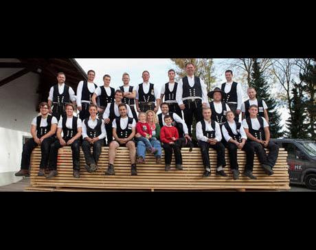 Kundenbild klein 1 Frank Zimmerei und Holzbau GmbH & Co. KG Zimmerei