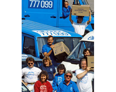 Kundenbild klein 2 Eilkurier Transportvermittlung GmbH