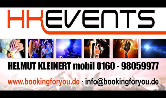 HK-Events Helmut Kleinert