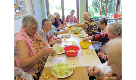 Seniorenwohn- & Pflegeheim