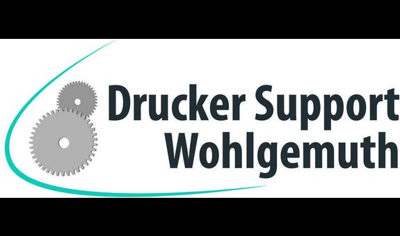 Drucker Support Wohlgemuth