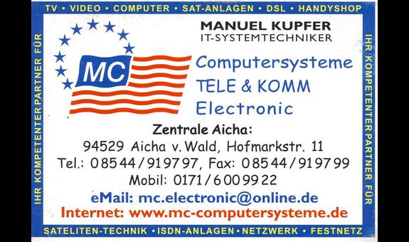 Kupfer, MC-Computersysteme