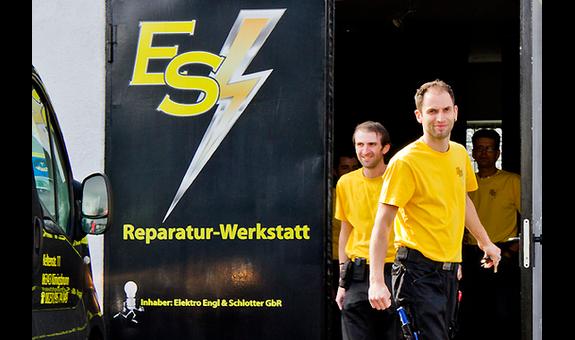 Logo von ES-Elektrotechnik