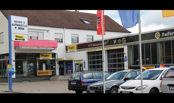 Reifen & Autoservice Rekk P.
