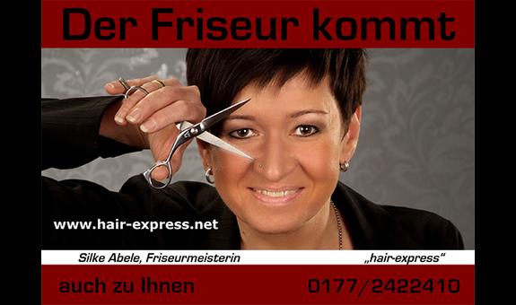 Abele Silke, Hair Express