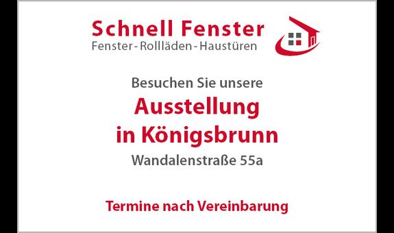 Logo von Fenster Schnell GmbH