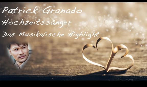 Hochzeitssänger Patrick Granado