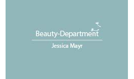 Beauty-Department Jessica Mayr