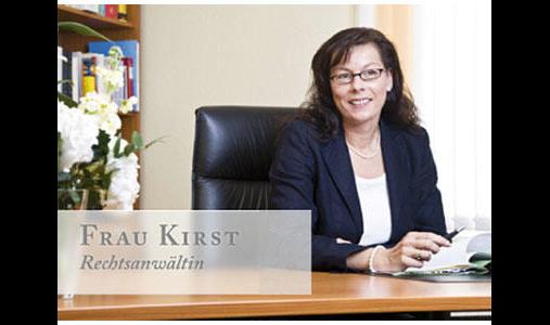 Rechtsanwältin Christina Kirst