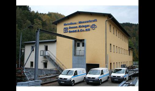 METALLBAU-WASSERKRAFT ONNEN KRIEGER GmbH & Co.KG