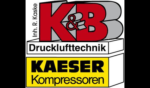 Logo von K & B