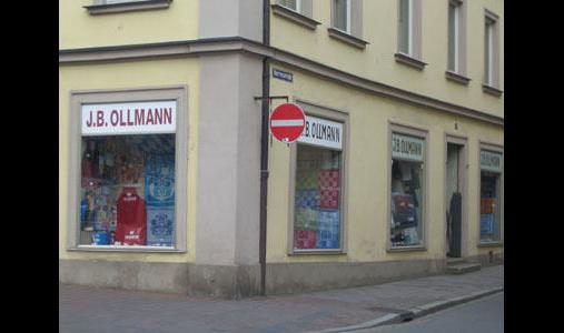 Bild 1 Ollmann in Bamberg