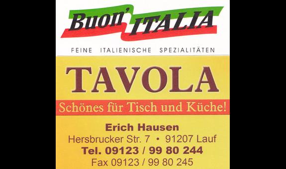 Tavola Schönes für Tisch und Küche