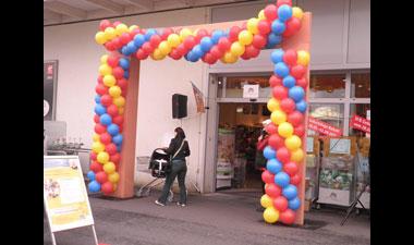 Ballon-Shop Grebing