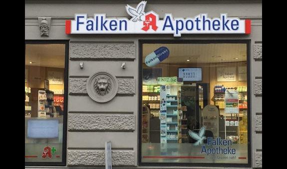 Logo von Falken-Apotheken Vohwinkel, Inh. Bodo Schmitz-Urban e.K.