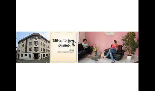 Hotel & Restaurant Altdeutsche Bierstube