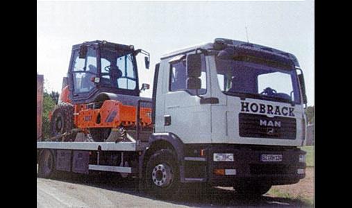 Hobrack Arbeitsbühnenvermietung GmbH