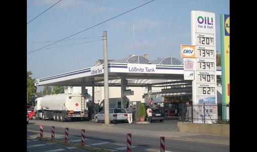 CENTNER OIL! LÖßNITZ-TANK