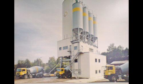TBG Transportbeton, Mittweida GmbH & Co.KG