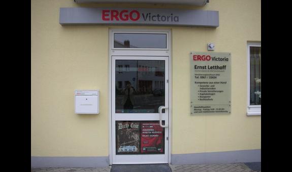 ERGO Versicherung Ernst Letthoff