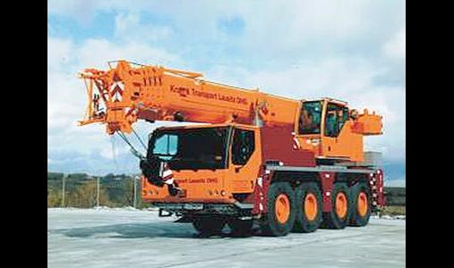 Kran & Transport Lausitz OHG