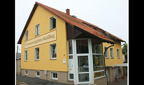 Vermessungsbüro Dipl.-Ing. K. Kießling Öffentlich bestellter Vermessungsingenieu
