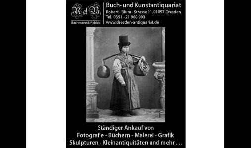 Antiquariat und Kunsthandlung Bachmann & Rybicki