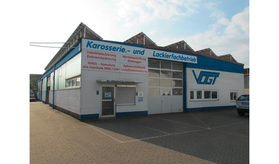 TIP-TOP Karosserie-Center Vogt GmbH