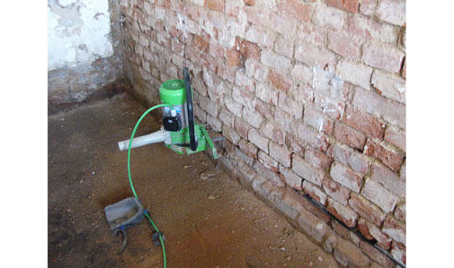 Mauerwerkssanierung Häusler