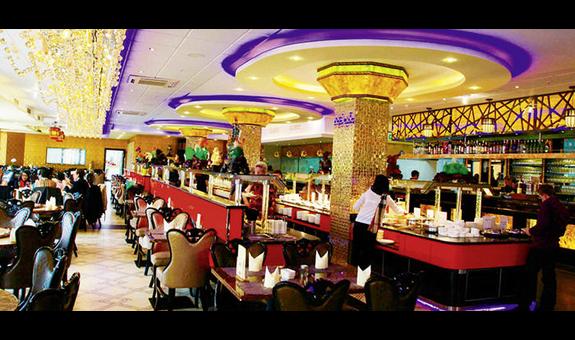 Restaurant ASIAPALAST