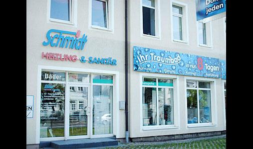 Schmidt Heizung, Sanitär, Solar Freiberg GmbH