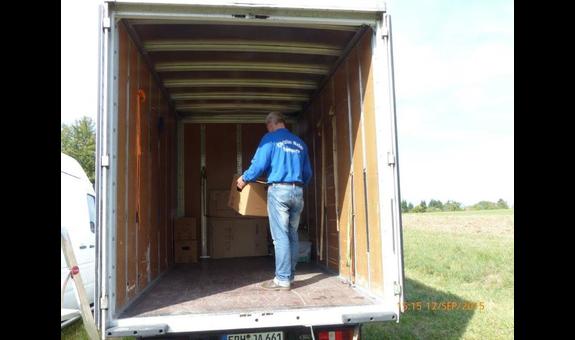Christian Weber Transporte, seit 1988