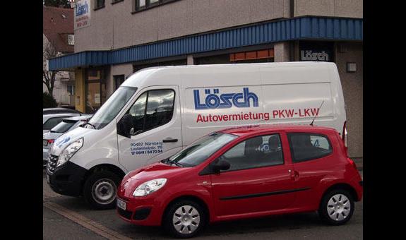 Autovermietung Lösch