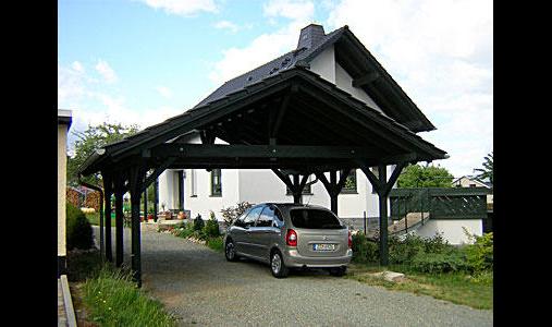 Holzmontagen & Zimmerei Stritzl