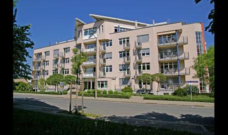 Gästehaus Einsteinstrasse