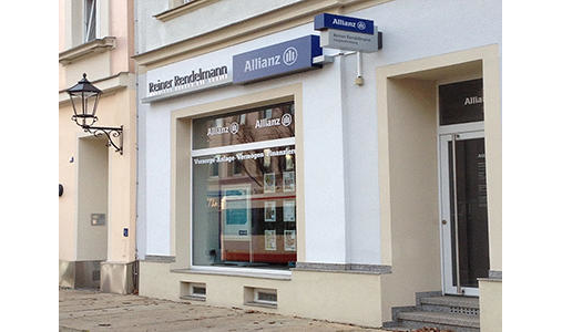 Allianz Versicherung Reiner Rendelmann