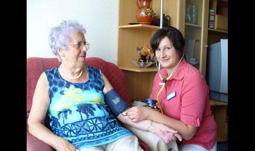 Altenpflegeheim Senioren-Park carpe diem
