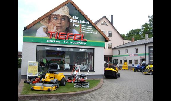 Tiefel Garten & Forstgeräte