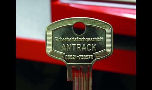 Antrack Schlüsseldienst