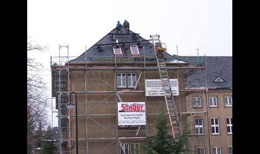 Dachdeckermeister Thomas Singer GmbH