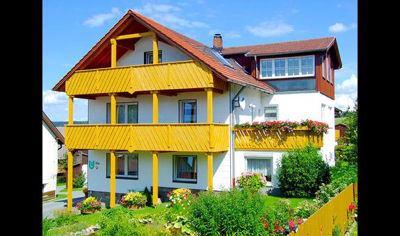 Logo von Ferienwohnungen Schallerhof