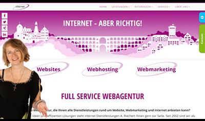 internet Dienstleistungen Riechert
