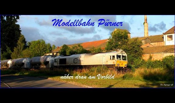 Modellbahn Pürner