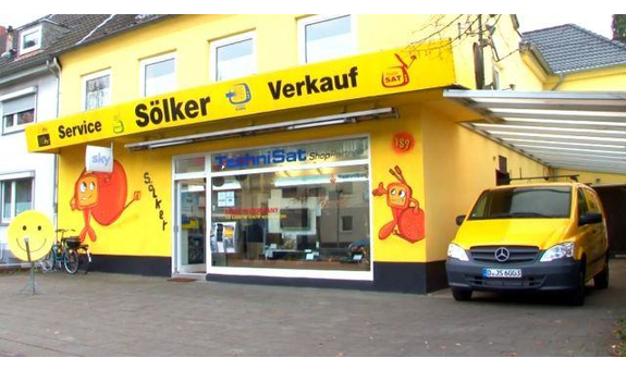 Sölker Digital TV SAT