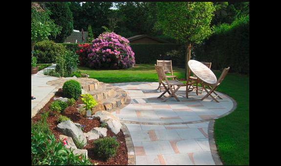 Balci Gartengestaltung
