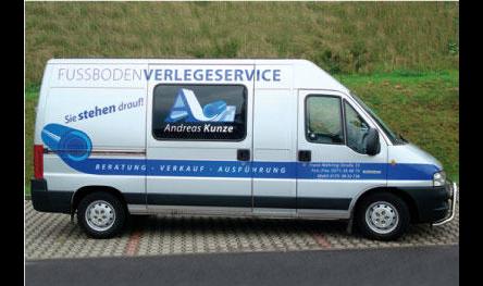 Fußbodenbau und Fußbodenverlegeservice Andreas Kunze