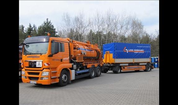 Gebhardt Lissi Spezialtransporte Umweltschutz GmbH