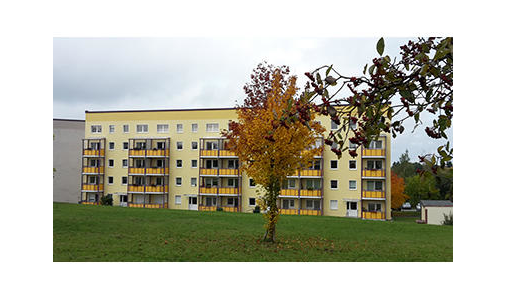 Wohnungsgenossenschaft, Crimmitschau eG